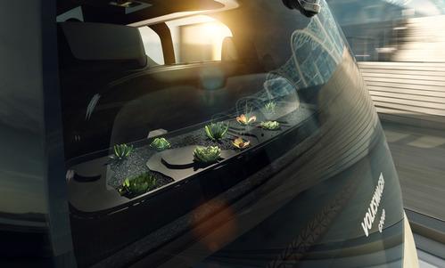 Фотогалерея Volkswagen Sedric concept.