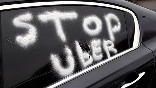 Uber выдавили из Дании.Новости Am.ru