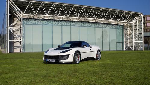 В Lotus Exclusive посвятили Evora 410 амфибии Джеймса Бонда.