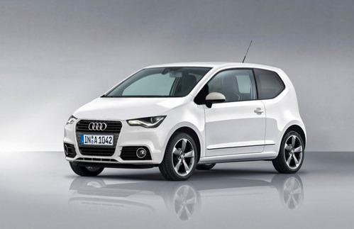 У Audi не будет хэтчбека А0, зато появится кроссовер Q9