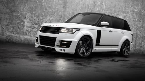 Придворные тюнеры Land Rover хотят вытеснить из бизнеса сторонние ателье.