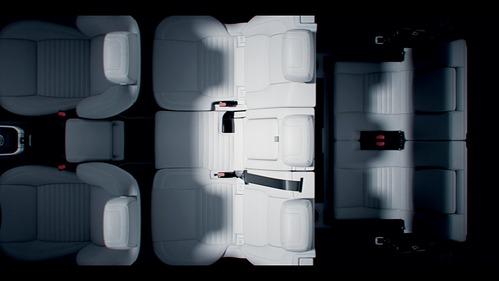 Land Rover показал салон Discovery Sport