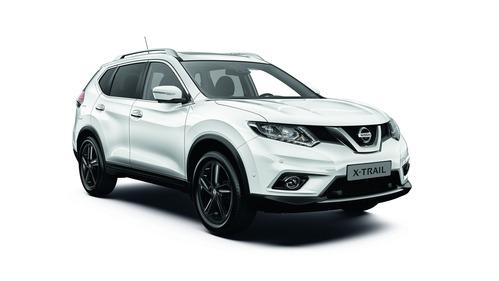 Nissan выпустил «зимнюю» спецверсию X-Trail Arctic 360.