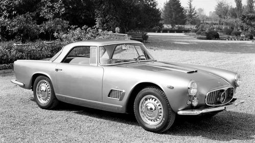 Официальные фотографии Maserati 3500GT – смотреть фото на Am.ru