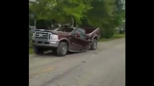 Невиданная живучесть пикапа Ford.