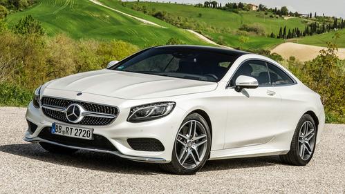 Mercedes-Benz S-Class отзовут из-за механической руки.Новости Am.ru