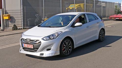 Новый Hyundai i30 N случайно рассекретили в Австралии.