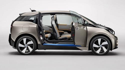 Галерея BMW i3.