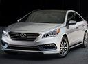 Hyundai Sonata начнут продавать в России в сентябре.