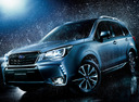 Обновлённый Subaru Forester приедет в начале мая.