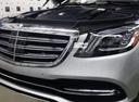 Обновлённый Mercedes-Benz S-класса засекли без камуфляжа.