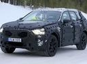 Опубликованы фотографии тестов нового Volvo XC60.