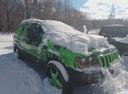 Потрясающее видео о новом способе очистки машины от снега.