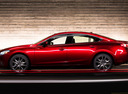 Фотогалерея обновлённой Mazda 6.