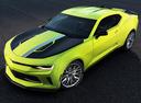 Фотогалерея концептуального купе Chevrolet Camaro Turbo AutoX.