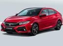 Honda раскрыла европейский хэтчбек Civic.