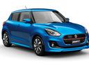 Представлен новый Suzuki Swift.