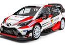 Toyota рассказала, кто и на чём будет отстаивать её честь в WRC.