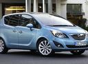 Почти 600  Opel Meriva подвёл ремень безопасности.