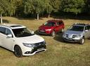 История Mitsubishi Outlander – читать и смотреть фото на Am.ru