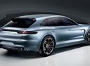 Porsche подтвердил выпускс Panamera Executive и Panamera Sport Turismo.Новости Am.ru