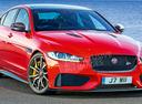 Jaguar выставит XE SVR против BMW M3 и Mercedes-AMG C63.