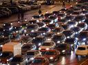 Москва оказалась самым «пробочным» городом в Европе и почти  в мире.