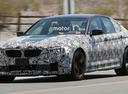 BMW M5 получит возможность переключаться с полного привода на задний.Новости Am.ru