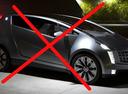 Хэтчбек Cadillac опровергнут.