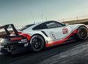 Porsche 911 RSR для Ле-Мана стал среднемоторным.Новости Am.ru
