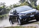 Обновлённый Suzuki SX4 начнёт продаваться в России 1 октября.Новости Am.ru