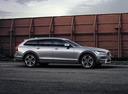 Характеристики  Volvo V90 Cross Country улучшены в Polestar.