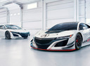 Acura NSX GT3 дебютировала на автосалоне в Нью-Йорке.Новости am.ru