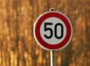 На некоторых дорогах Подмосковья введут ограничение скорости 50 км/ч.Новости Am.ru