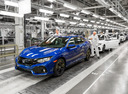Honda выпустила 100-миллионный автомобиль.