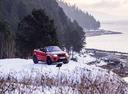 Невероятное путешествие на Север в эффектном Range Rover Evoque Convertible.