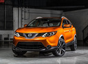 Nissan Qashqai дебютировал в США под именем Rogue Sport.Новости Am.ru