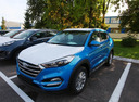 Hyundai Tucson встал на конвейер