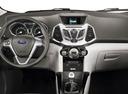 У Ford EcoSport обнаружена проблема с замком рулевой колонки.
