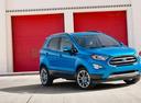 Ford EcoSport дебютировал в США.