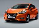 В Париже дебютировало пятое поколение  Nissan Micra.