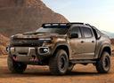 Chevrolet представила водородный пикап Colorado ZH2 для военных.Новости Am.ru