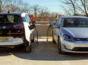 Автогиганты создадут новую сеть зарядных станций в Европе.