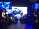 В Москве показали новые сити-кары Smart c «роботом» и кабриолет Fortwo.