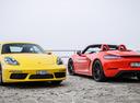 В России отзывают 166 Porsche.