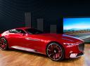 Mercedes-Maybach Vision 6 оказался способным электромобилем.