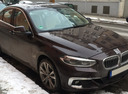 Китайский седан BMW 1 серии привезли в Германию.