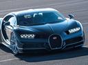 Bugatti Chiron может стать гибридом ради большей отдачи.