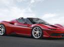 Японцы получат 10 редких юбилейных Ferrari J50.