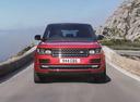 Range Rover обновился к 2017 модельному году.